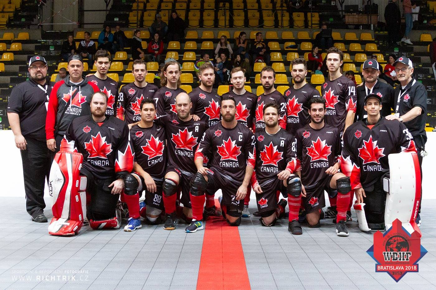 World Ball Hockey Federation | WBHF